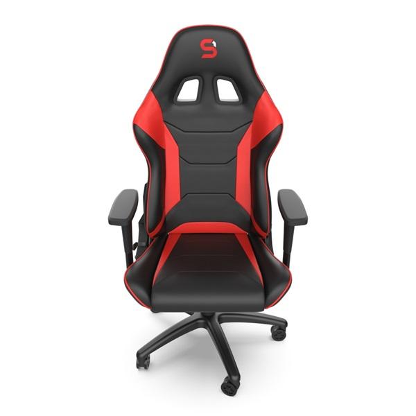 SPC Gear SR300 V2 piros gamer szék - 9