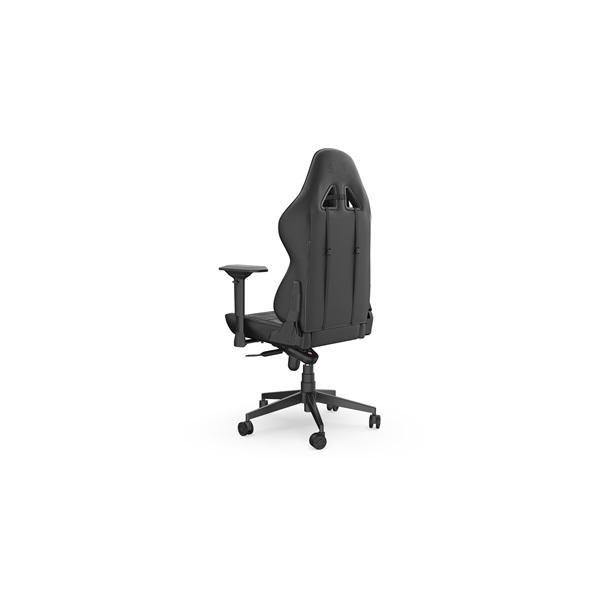 SPC Gear SR600 fekete gamer szék - 12