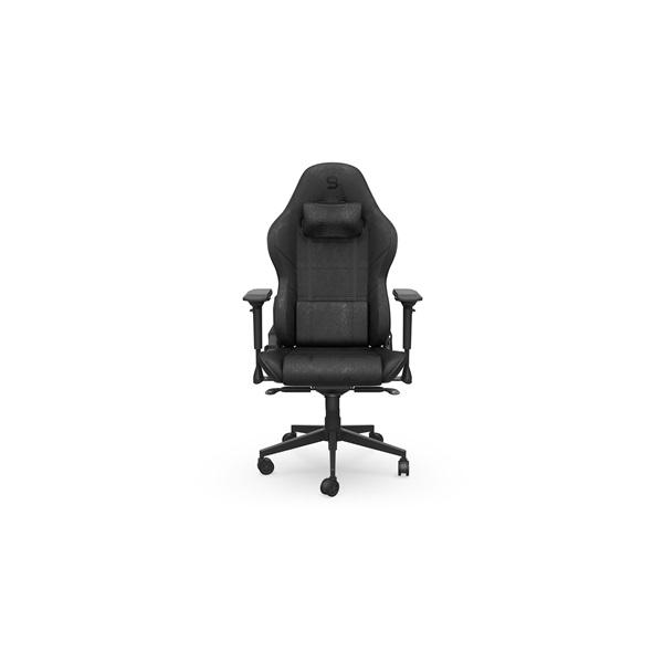 SPC Gear SR600 fekete gamer szék - 2