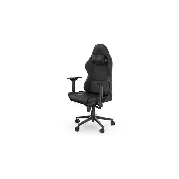 SPC Gear SR600 fekete gamer szék - 3
