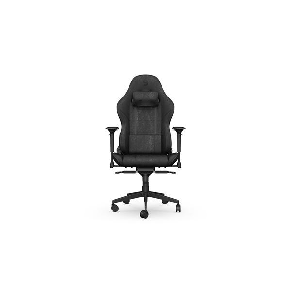SPC Gear SR600 fekete gamer szék - 4