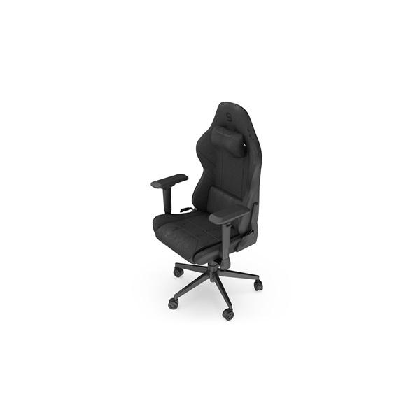 SPC Gear SR600 fekete gamer szék - 8