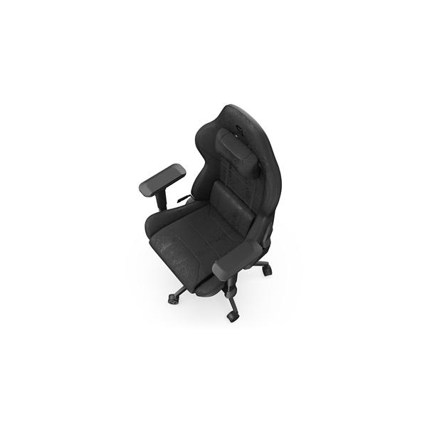 SPC Gear SR600 fekete gamer szék - 9