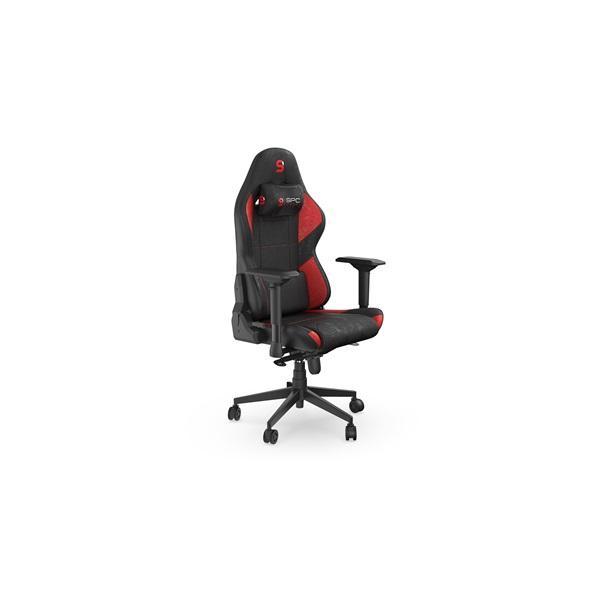 SPC Gear SR600 piros gamer szék - 1