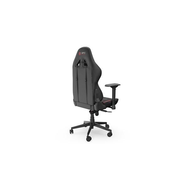 SPC Gear SR600 piros gamer szék - 10