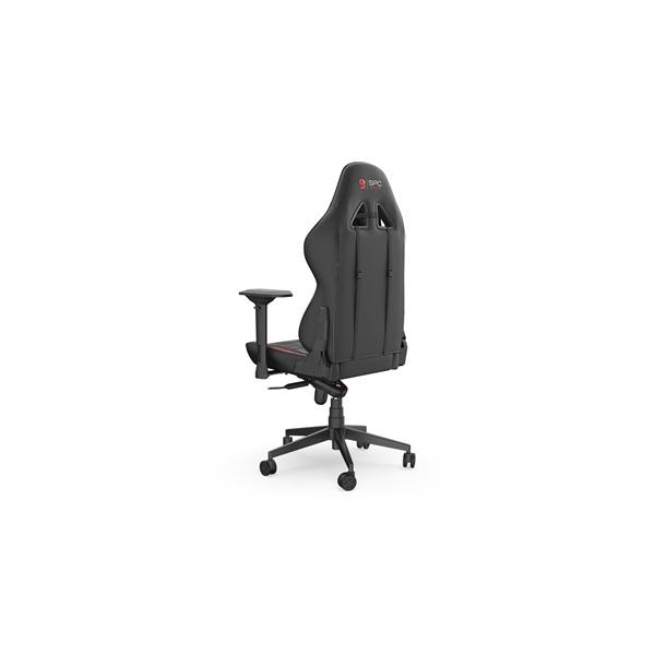 SPC Gear SR600 piros gamer szék - 12