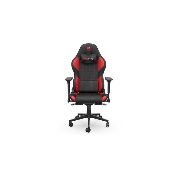 SPC Gear SR600 piros gamer szék - 2
