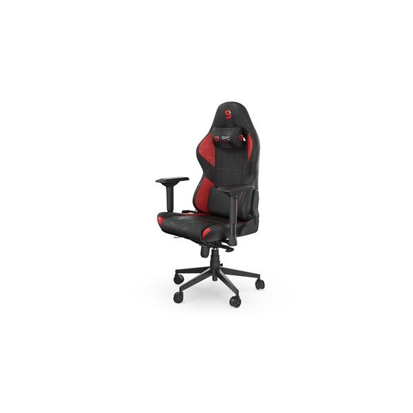 SPC Gear SR600 piros gamer szék - 3