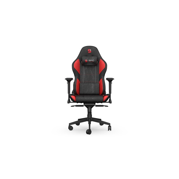SPC Gear SR600 piros gamer szék - 4