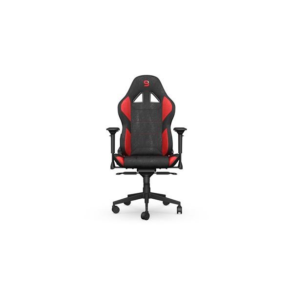 SPC Gear SR600 piros gamer szék - 5