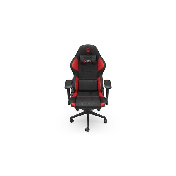 SPC Gear SR600 piros gamer szék - 6