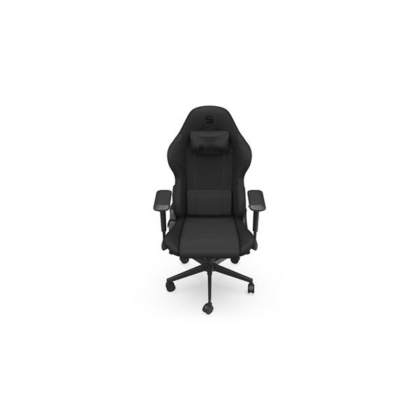 SPC Gear SR600F fekete gamer szék - 6