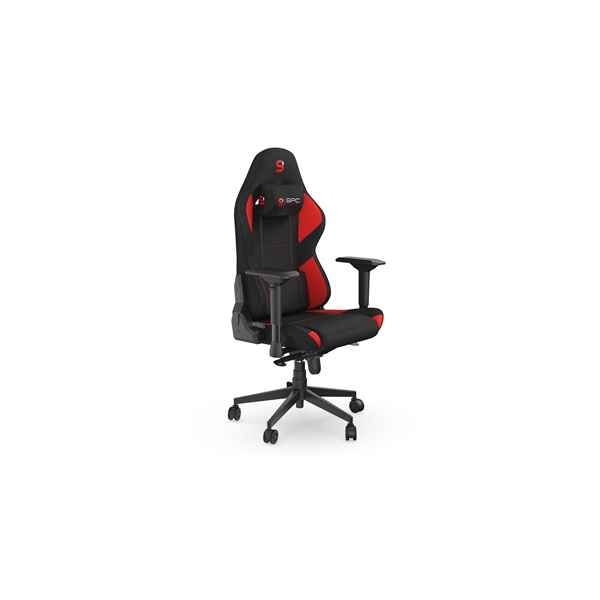 SPC Gear SR600F piros gamer szék - 1
