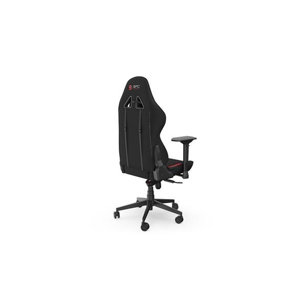 SPC Gear SR600F piros gamer szék - 10