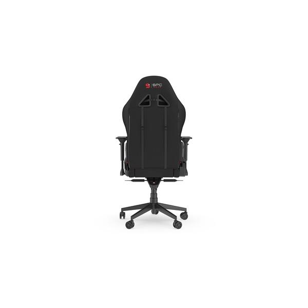 SPC Gear SR600F piros gamer szék - 11