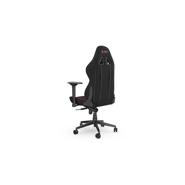 SPC Gear SR600F piros gamer szék - 12