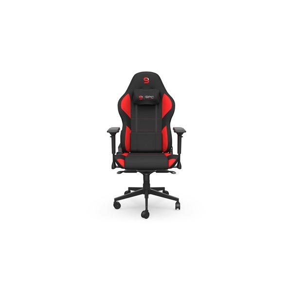 SPC Gear SR600F piros gamer szék - 2