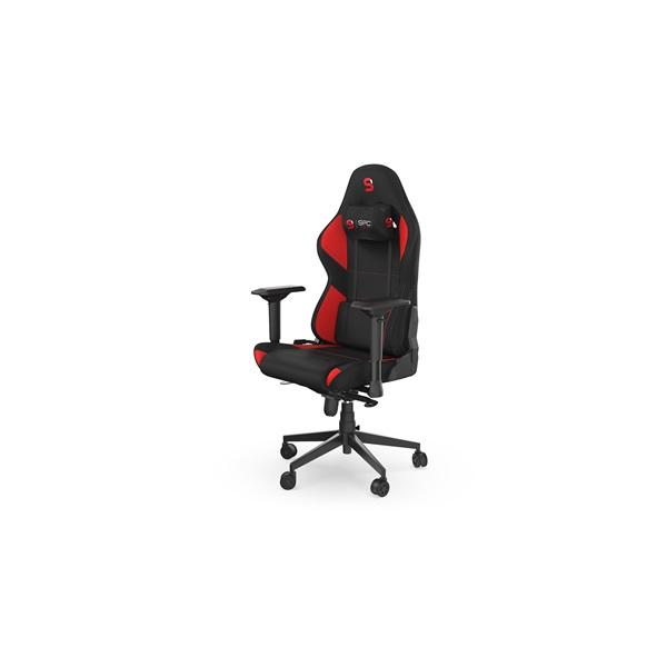 SPC Gear SR600F piros gamer szék - 3