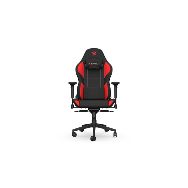 SPC Gear SR600F piros gamer szék - 4