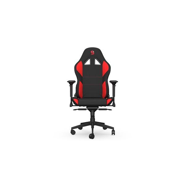 SPC Gear SR600F piros gamer szék - 5