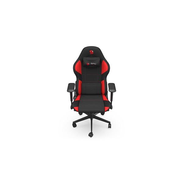 SPC Gear SR600F piros gamer szék - 6