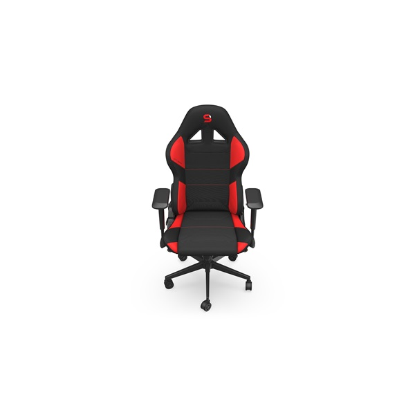 SPC Gear SR600F piros gamer szék - 7