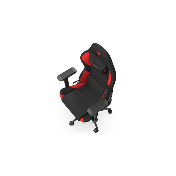 SPC Gear SR600F piros gamer szék - 9