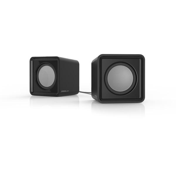 Speedlink TWOXO Stereo Spekers (SL-810004-BK) - 1