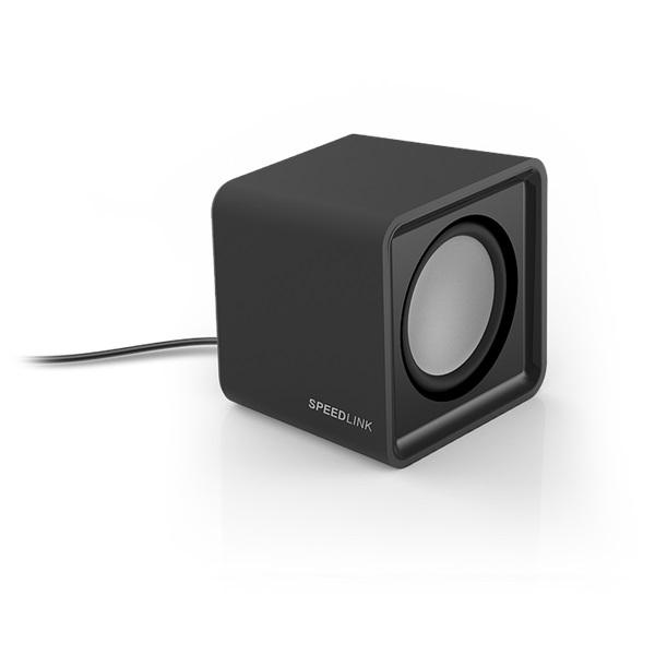 Speedlink TWOXO Stereo Spekers (SL-810004-BK) - 2