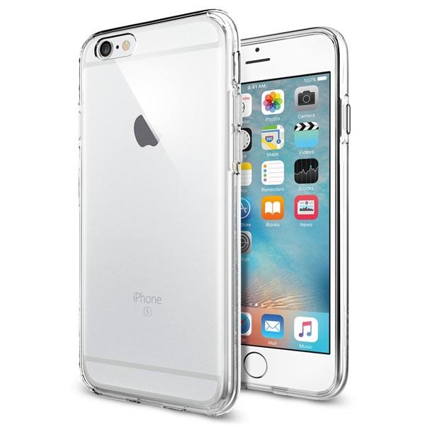 Spigen SGP Liquid Crystal Apple iPhone 6/6s hátlap tok - Átlátszó - 2