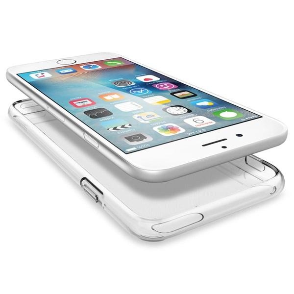 Spigen SGP Liquid Crystal Apple iPhone 6/6s hátlap tok - Átlátszó - 3