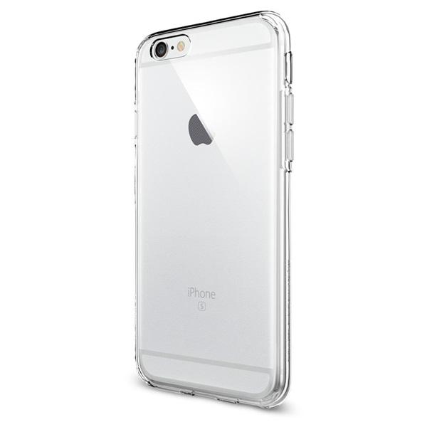 Spigen SGP Liquid Crystal Apple iPhone 6/6s hátlap tok - Átlátszó - 4