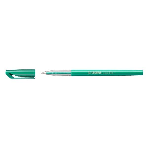 Stabilo Excel 828 zöld golyóstoll - 1