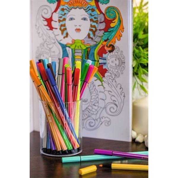 Stabilo Pen 68 10db-os vegyes színű rostirón készlet - 3