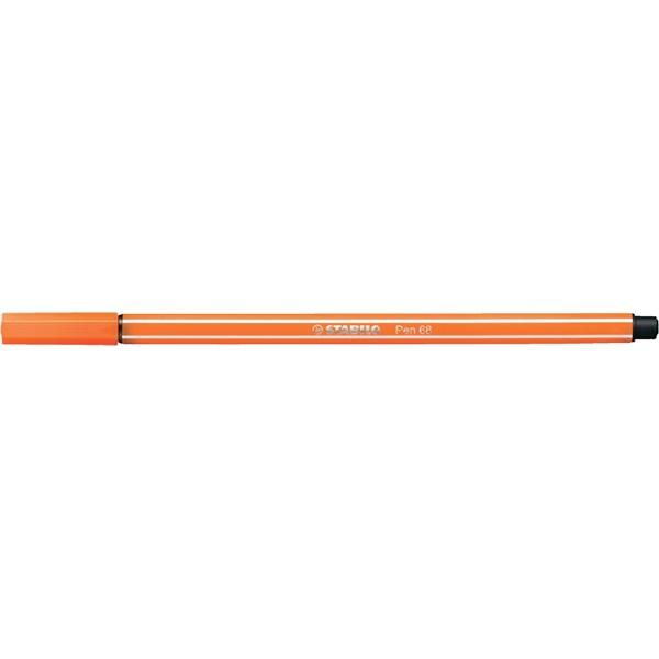 Stabilo Pen 68/30 halvány cinóber rostirón - 1
