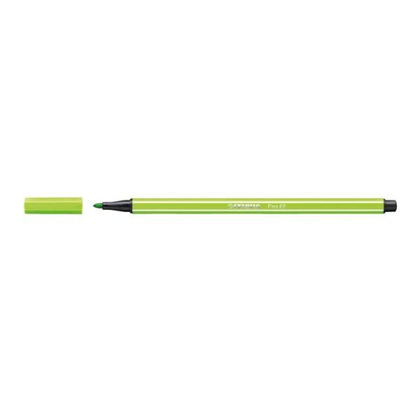 Stabilo Pen 68/33 világoszöld rostirón - 1