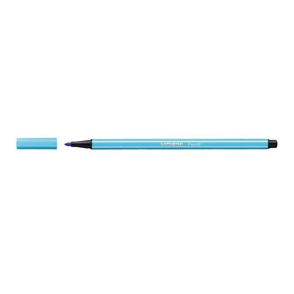 Stabilo Pen 68/57 azúrkék rostirón - 1