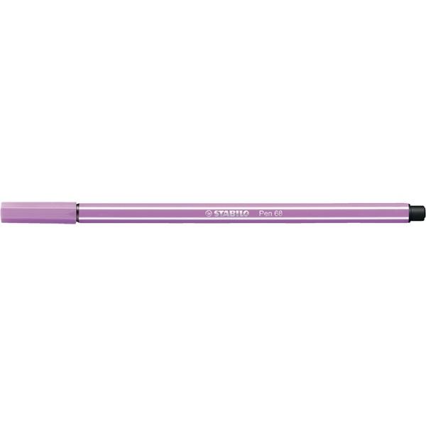 Stabilo Pen 68/59 lila rostirón - 2