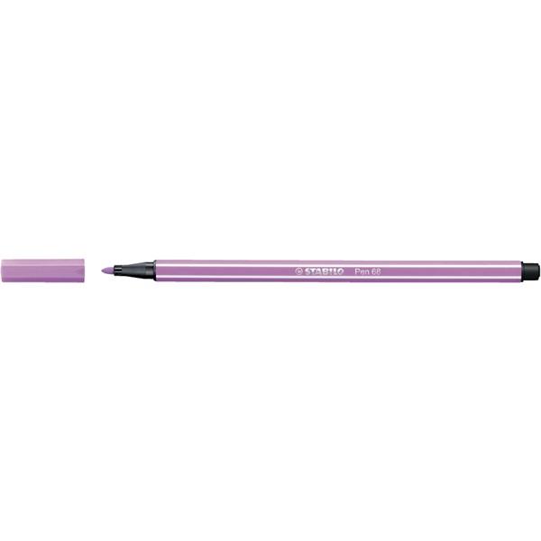 Stabilo Pen 68/59 lila rostirón - 1