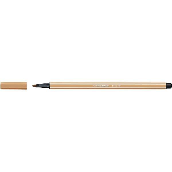 Stabilo Pen 68/88 világos okker rostirón - 2