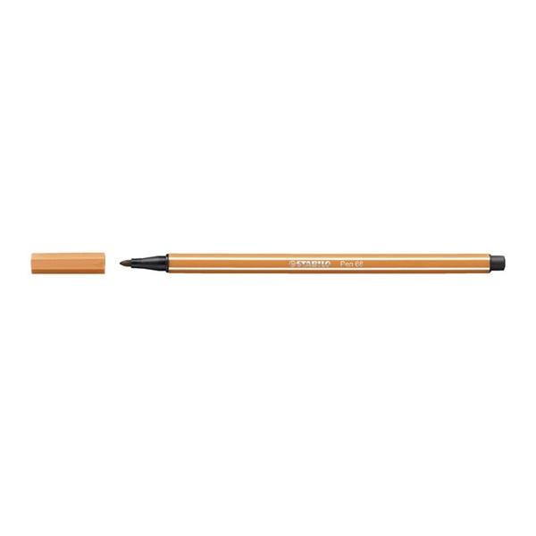 Stabilo Pen 68/89 sötétokker rostirón - 1