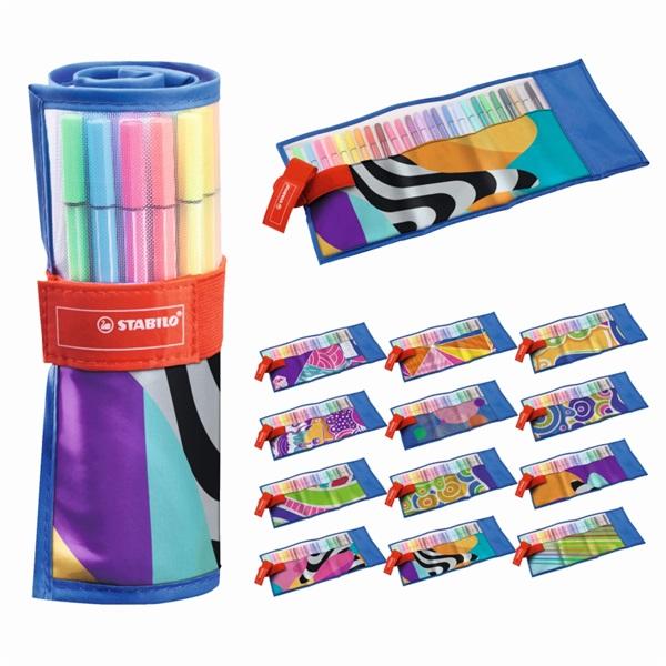 Stabilo Pen 68 Individual 20+5db-os vegyes színű rostirón készlet - 1