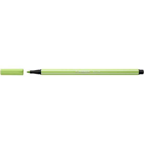 STABILO Pen 68 pisztácia rostirón - 1