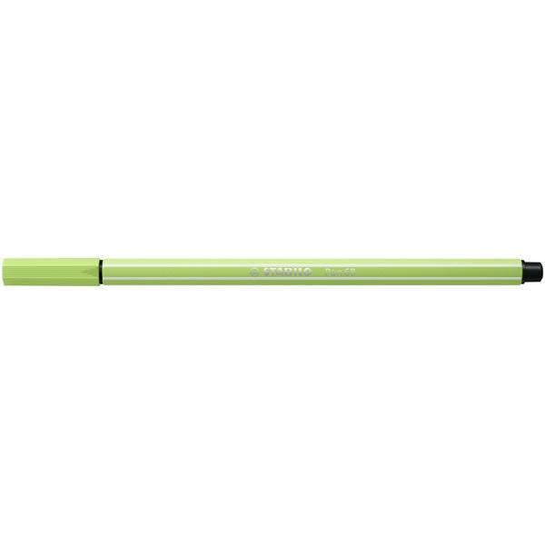 STABILO Pen 68 pisztácia rostirón - 2
