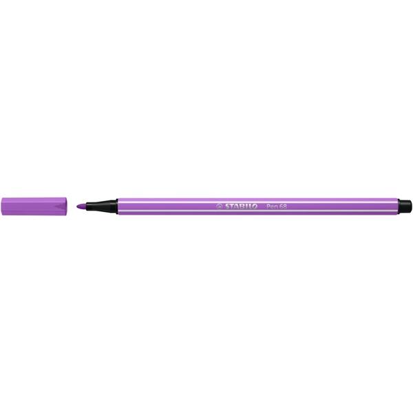 STABILO Pen 68 szilva rostirón - 1