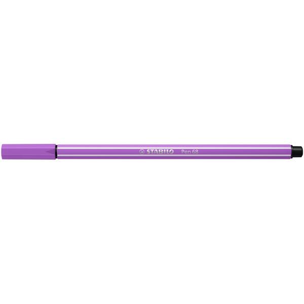STABILO Pen 68 szilva rostirón - 2