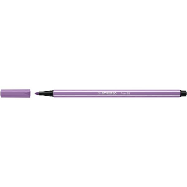 STABILO Pen 68 szürkéslila rostirón - 1