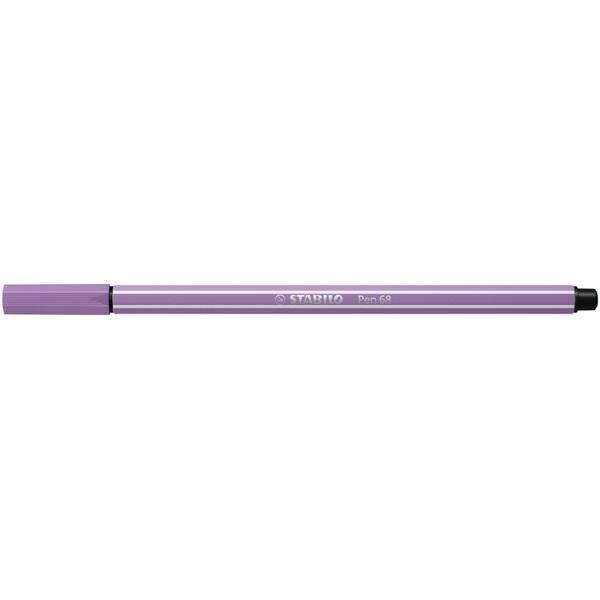 STABILO Pen 68 szürkéslila rostirón - 2