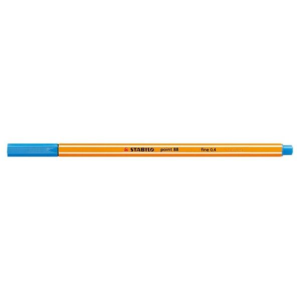 Stabilo Point 88/32 ultrakék tűfilc - 1