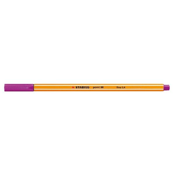 Stabilo Point 88/58 lila tűfilc - 1